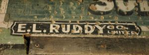 ruddy