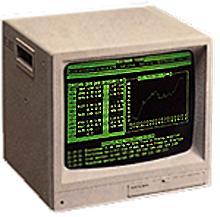 V44 Monochrome Monitor